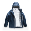 The North Face Kid's Fresh Tracks Triclimate Jacket - Small - Blue Wing Teal