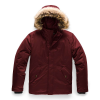 The North Face Girls' Greenland Down Parka - Medium - Deep Garnet Red