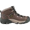 Keen Men's Targhee II Mid Waterproof Shoe - 7.5 Wide - Shitake / Brindle