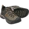 Keen Men's Targhee III Waterproof Shoe - 14 - Black Olive / Golden Brown