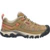 Keen Women's Targhee Vent Shoe - 5.5 - Sandy / Cornstalk