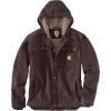 Carhartt Men's Washed Duck Bartlett Jacket - 4XL Regular - Dark Brown