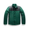 The North Face Boys' ThermoBall Eco Jacket - Medium - Night Green