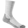Icebreaker Women'sHike+ Medium Crew Socks - Large - Blizzard Heather
