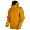 Mammut Men's Convey 3 In 1 HS Hooded Jacket - Large - Golden / Black