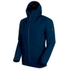 Mammut Men's Convey 3 In 1 HS Hooded Jacket - Medium - Wing Teal / Sapphire