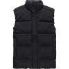 Mountain Hardwear Men's Glacial Storm Vest - Large - Black