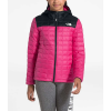 The North Face Girls' ThermoBall Eco Hoodie - Small - Mr. Pink