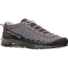 La Sportiva Men's TX2 Shoe - 44 - Carbon / Tangerine