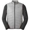 Eddie Bauer Motion Men's Ignitelite Hybrid Jacket - Small - Gray