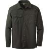 Outdoor Research Men's Feedback Flannel Shirt - XXL - Forest