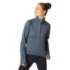 Mountain Hardwear Women's Norse Peak Pullover - Large - Light Zinc
