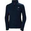 Helly Hansen Women's Daybreaker 1/2 Zip Fleece Top - Large - Navy