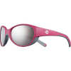 Julbo Kids' Lily Sunglasses - One Size - Fuchsia/Dark Gray/Spectron 3+