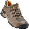 Keen Men's Gypsum II Waterproof Boot - 9.5 - Shitake / Golden Yellow