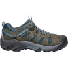 Keen Men's Voyageur Shoe - 7.5 - Alcatraz / Legion Blue