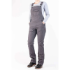 Dovetail Women's Freshley Overall - 4x32IN - Dark Grey