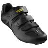 Mavic Aksium II Cycling Shoes - 12.5 - Black