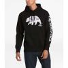 The North Face Men's Bearinda Pullover Hoodie - XL - TNF Black