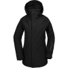 Volcom Women's Leda GTX Jacket - Medium - Black