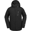 Volcom Men's L Insulated GTX Jacket - Large - Black