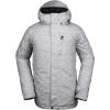 Volcom Men's L Insulated GTX Jacket - Large - Heather Grey