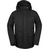 Volcom Men's Anders 2L TDS Jacket - Medium - Black