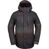 Volcom Men's Slyly Insulated Jacket - Medium - Brown