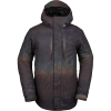 Volcom Men's Slyly Insulated Jacket - Small - Brown