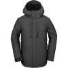 Volcom Men's Slyly Insulated Jacket - Medium - Black