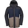 Volcom Men's Scortch Insulated Jacket - Medium - Navy