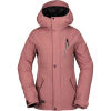 Volcom Women's Ashlar Insulated Jacket - Medium - Mauve