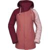 Volcom Women's Westland Insulated Jacket - Medium - Mauve