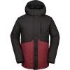 Volcom Men's 17Forty Insulated Jacket - Medium - Vintage Black