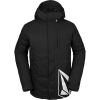 Volcom Men's 17Forty Insulated Jacket - Large - Black