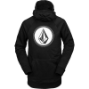 Volcom Men's Hydro Riding Hoodie - Medium - Black