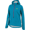 Louis Garneau Women's 4 Seasons Hoodie Jacket - Small - Sapphire