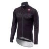 Castelli Men's Pro Fit Light Rain Jacket - Medium - Light Black