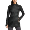 Eddie Bauer Motion Women's Ignitelite Hybrid Parka - Medium - Black