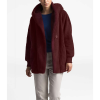 The North Face Women's Campshire Fleece Wrap - XS / Small - Deep Garnet Red