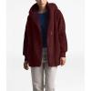 The North Face Women's Campshire Fleece Wrap - Small / Medium - Deep Garnet Red