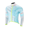 Capo Men's Pursuit Compatto Wind Jacket - Large - Clear