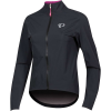Pearl Izumi Women's Elite WxB Jacket - Large - Black / Screaming Pink