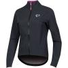 Pearl Izumi Women's Elite WxB Jacket - Medium - Black / Screaming Pink