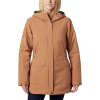 Columbia Women's Here and There Insulated Trench Jacket - XS - Camel Brown