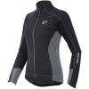 Pearl Izumi Women's ELITE Pursuit Softshell Jacket - Large - Black / Smoked Pearl