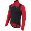Pearl Izumi Men's P.R.O. Pursuit Wind Jacket - XL - Black / True Red