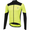 Pearl Izumi Men's P.R.O. Pursuit LS Wind Jersey - Large - Screaming Yellow / Black