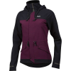 Pearl Izumi Women's Versa Barrier Jacket - Medium - Blue / Potent Purple