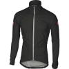 Castelli Men's Emergency Rain Jacket - Large - Black